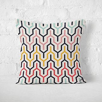 Meesoz Cushion Cover - Retro Style