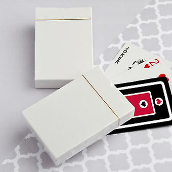 Perfectly Plain Collection Playing Card