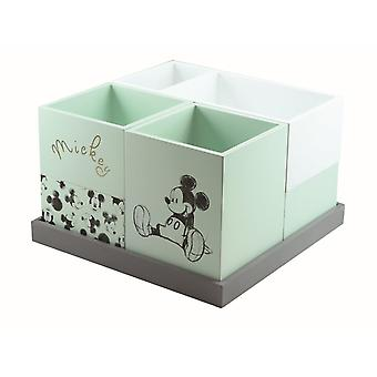 Set Desk Mickey Houten containers