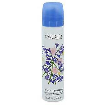 English Bluebell By Yardley London Body Spray 2.6 Oz (women) V728-543953