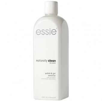 Essie - Professional Naturally Clean - Polski i żelowy (2092467) 118ml