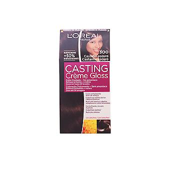 Hacer l ' Oreal Casting Creme Gloss #300-castaño Oscuro Unisex