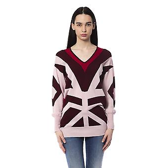 Pullover Bordeaux Byblos Women