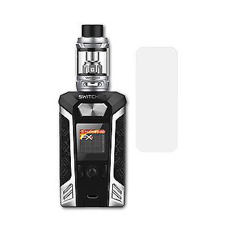 atFoliX Glass Protector compatible with Vaporesso Switcher LE Glass Protective Film 9H Hybrid-Glass