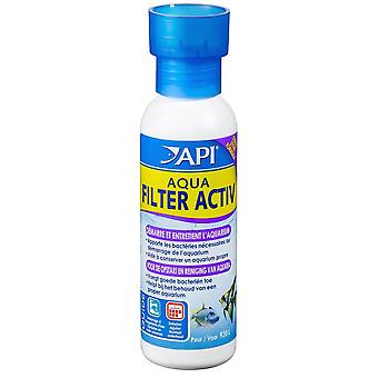 API Aqua Filter Activ 118Ml Fr/Nl (Fish , Maintenance , Water Maintenance)