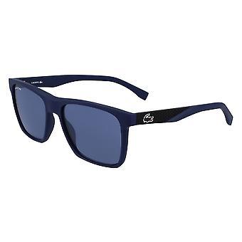Lacoste L900S 424 Matte Blau/Blau Sonnenbrille