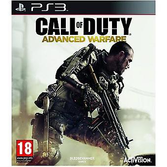 Call of Duty Advanced Warfare PS3 Game