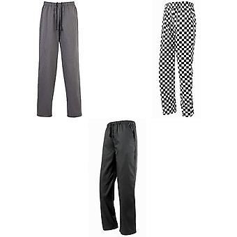 Premier Essential Unisex Chefs Trouser / Catering Workwear