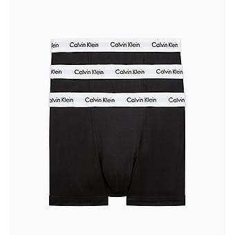 Calvin Klein Boxershort 3 Pack - Czarny