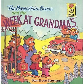 Berenstain bjørne og uge på mormors (Berenstain bjørne