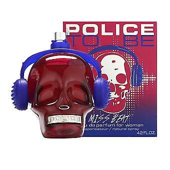 La polizia di essere Miss Beat Eau de Parfum Spray 125ml
