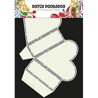 Dutch Doobadoo Dutch Box Art Heart 470.713.044 A4
