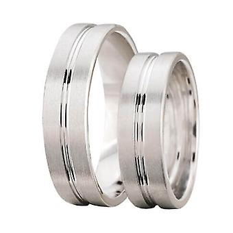 Christian wedding rings 14 carats white gold