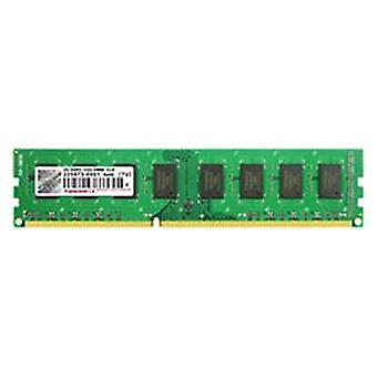 Transcend JM1333KLH-8G, 8 GB DDR3, 1333 Mhz, U-DIMM, 2Rx8 1.5 V