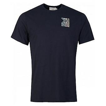 Maison Kitsune Monogram Embroidery T-Shirt