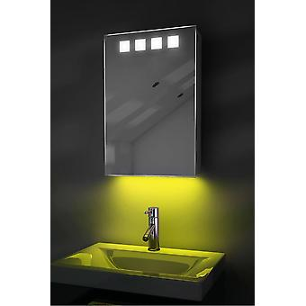 Ambient Demist Cabinet With Sensor & Internal Shaver Socket k257W