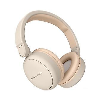 Bluetooth Headset med mikrofon Energi Sistem 445622 Beige