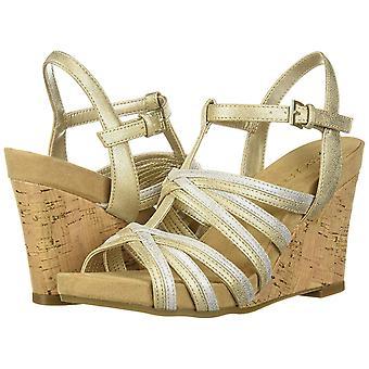Aerosole Frauen's RechtErPlüsch Keil Sandale