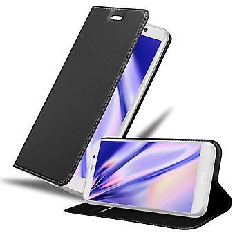 Cadorabo tapauksessa Huawei MATE 9 tapauksessa tapauksessa kansi - puhelimen tapauksessa magneettinen lukko, seistä toiminto ja korttiosasto - Case Cover suojakotelo tapauksessa kirja taitto tyyli