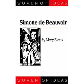 Simone de Beauvoir by Evans & Mary