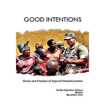 Good Intentions by Forte & Maximilian