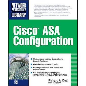 Cisco ASA Configuration (Networking Professional's Library)