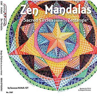 Zen mandalas door Suzanne McNeill