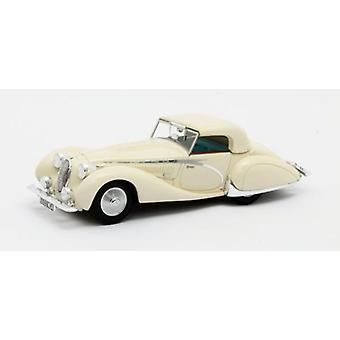 Talbot Lago T150 Figoni and Falaschi Closed Cabriolet (1936) Resin Model Car