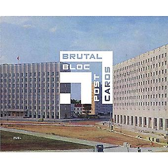 Brutal Bloc Postcards - Soviet era postcards from the Eastern Bloc by