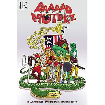 Baaaad Muthaz by David Brame - 9781732638815 Book