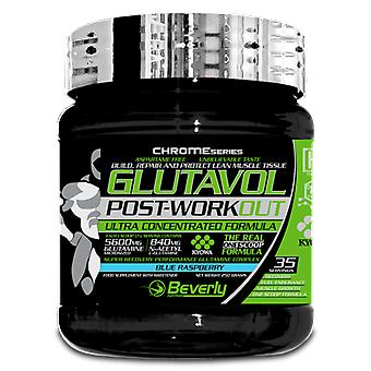 Beverly Nutrition Glutavol Post-Workout Blue Raspberry (L-Glutamine + N-Acetyl) 250 gr
