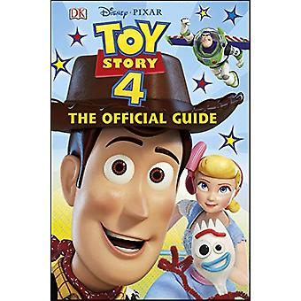 Disney Pixar Toy Story 4 The Official Guide by DK - 9780241357569 Book