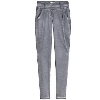 Sandwich kleding blauw/ grijs slanke been Jeans