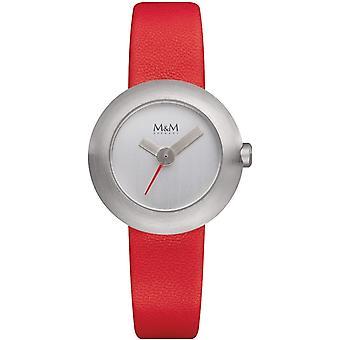 M&M Alemanha M11948-622 Relógio Feminino Básico-M
