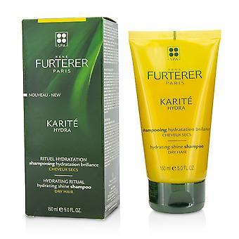 Karite hydrating rituell återfuktande glans schampo (torrt hår) 216922 150ml/5oz