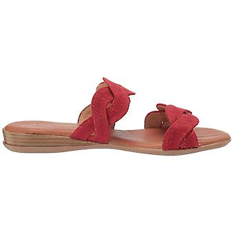 André Assous Women's Nahala Slide Sandal