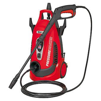 Sealey Pw1750 Pressure Washer 120Bar With Tss And Rotablast Nozzle 230V