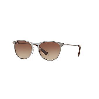 Ray-Ban Jnr RJ9538S 268/13 Gebürstete Gunmteal/Braun Gradient Sonnenbrille