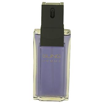 Alfred Sung że Eau De Toilette Spray (Tester) przez Alfred Sung 1,7 uncji Eau De Parfum Spray