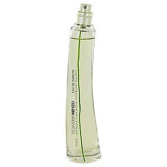 Kenzo Flower Eau De Parfum Spray (Tester) By Kenzo 1.7 oz Eau De Parfum Spray