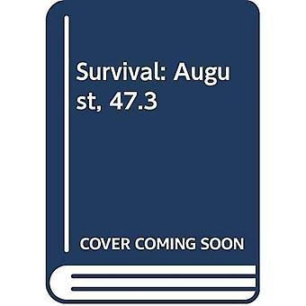 Survival: August, 47.3