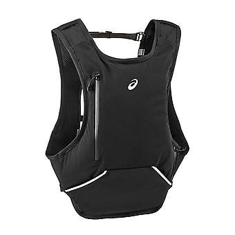 Asics Running Exercise Fitness Backpack Rucksack Bag Black