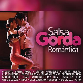 Various Artist - Salsa Gorda: Romantica [CD] USA import