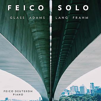 Adams / Deutekom - Feico Solo [CD] USA import