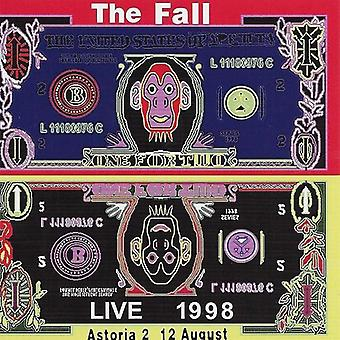 Live At The Astoria 1998 [CD] USA import