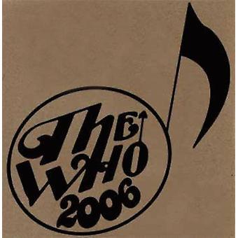 Who - Live: Vancouver BC 10/08/06 [CD] USA import