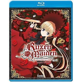 Rozen Maiden: Zuruckspulen [Blu-ray] USA import
