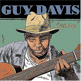 Guy Davis - Legacy [CD] USA import