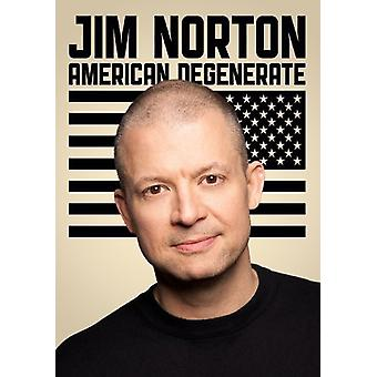 Jim Norton - American Degenerate [DVD] USA import