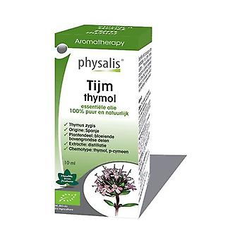 Thymol Thyme Essence Bio 10 ml